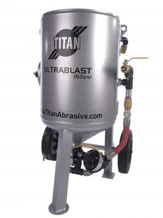 Figure 2: Titan Abrasive U600 PH