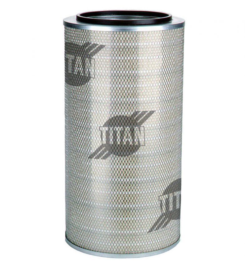 Titan dust collector filter cartridge